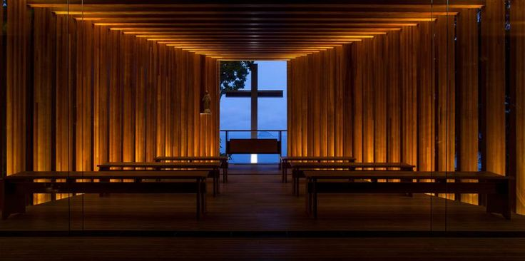 Capela Joá - Bernardes Arquitetura