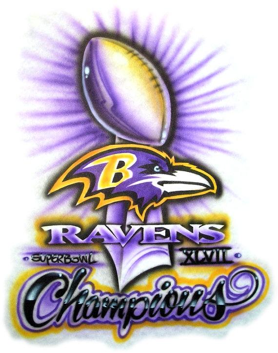 Baltimore Ravens Super Bowl Champions