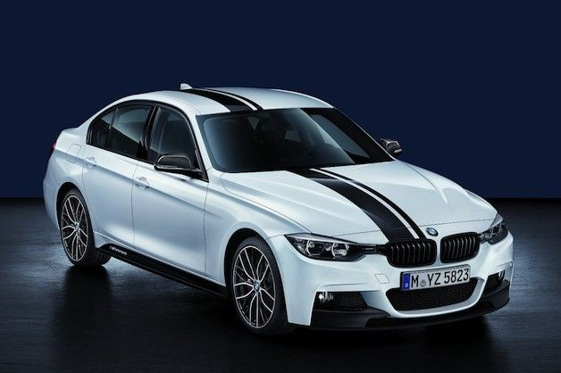Haven't been a fan of the 3-series redesign until this.