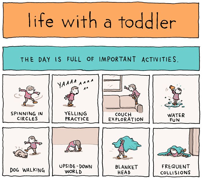 Image result for toddler comic