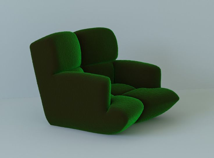 Schön Max Bretz Cloud   3D Model