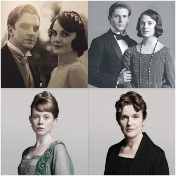 The absolute last episode of Downton Abbey airs tonight. If you have never seen the series, I highly recommend you start with a season one on dvdright away. You won't be sorry!