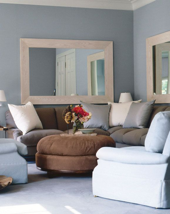 blue gray paint living room so organically comfortable blue gray by ppg the voice of 20482