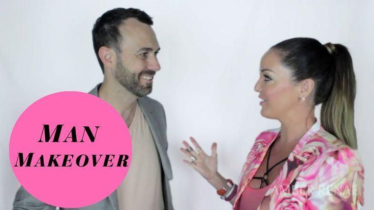 MAN MAKEOVER : IMAGE & STYLE TRANSFORMATION TUTORIAL | AMBER RENAE
