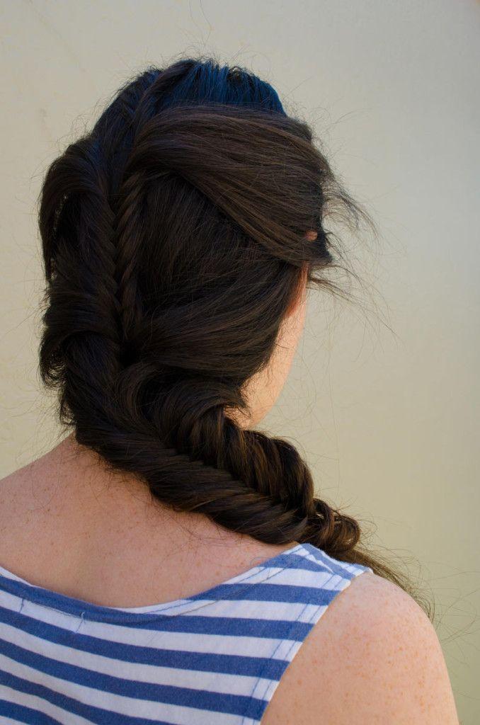 Fishtail Braids - Boho/ Beach/ Summer hair styles