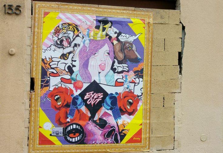 happycurio rauky eyes out grande rue guillotiere lyon 7