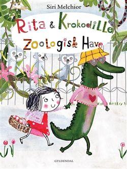 Køb 'Rita og Krokodille - Zoologisk Have' bog nu. Rita har glædet sig til at se alle mulige dyr i zoologisk have sammen med Krokodille. Men han vil hellere