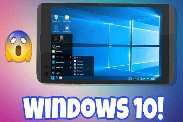 تحميل تطبيق لانشر Win 10 Launcher Pro النسخة المدفوعة للاندرويد Windows 10 10 Things Windows