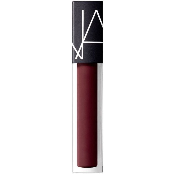 NARS Toy Velvet Lip Glide - Toy ($26) ❤ liked on Polyvore featuring beauty products, makeup, lip makeup, toy, nars cosmetics and lip gloss makeup
