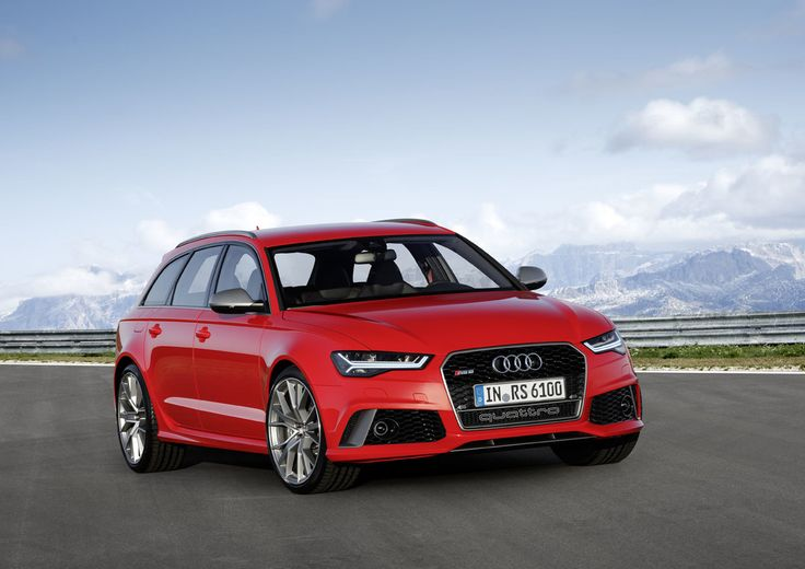 Audi RS 6 Avant Performance, equipped with a 4.0 TFSI V8 biturbo & 605 HP Engine