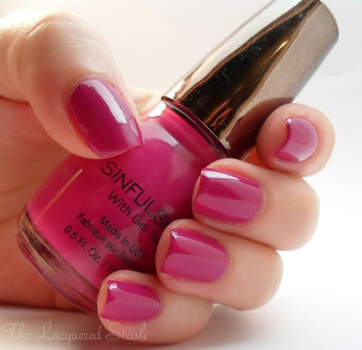 52 best Reddish or Pink-ish Lacquer images on Pinterest ...