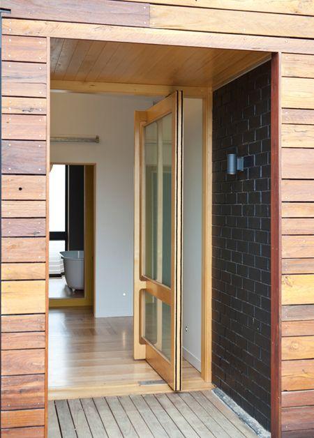 Entry || Davy House || Creative Arch Ltd