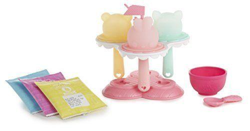Num Noms Lights Lumiers Freezie Pop Maker Set    eBay