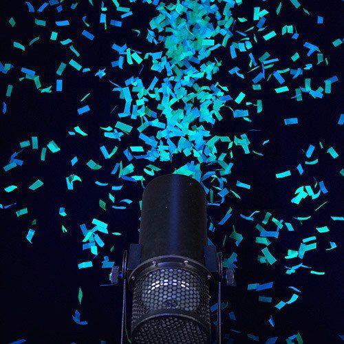 UV Confetti Front