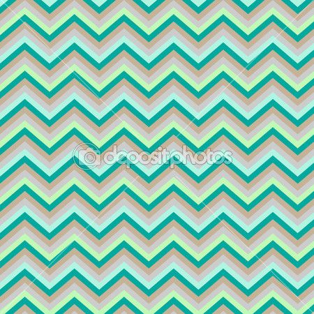 Afbeelding achtergrond patroon retro zig zag chevron vector — Stockvector © MedusArt #10120336