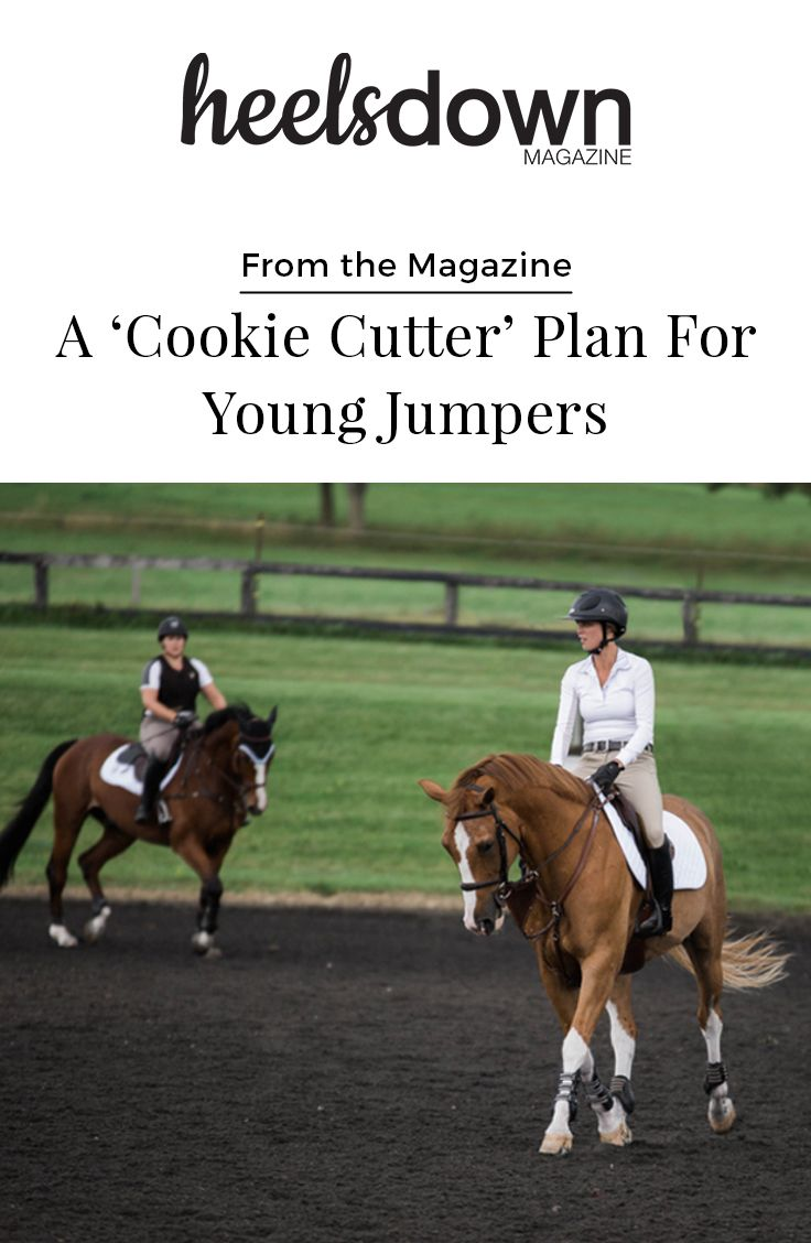 Developing a young horse to the top level of any discipline is no easy feat. For professional show jumper Andrew Welles, it's a science he's still perfecting, but he says it comes down to knowing when to believe in a horse and bringing them to their fullest potential. [Read more...]