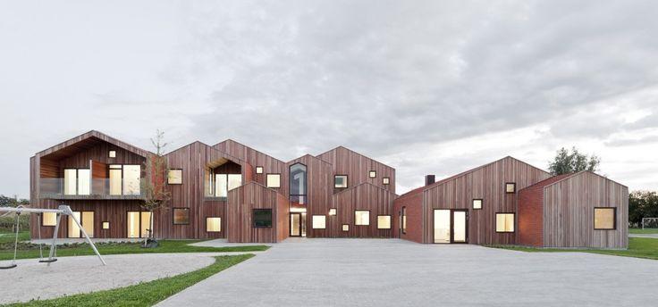 Children's Home / CEBRA /  Kerteminde, Denmark