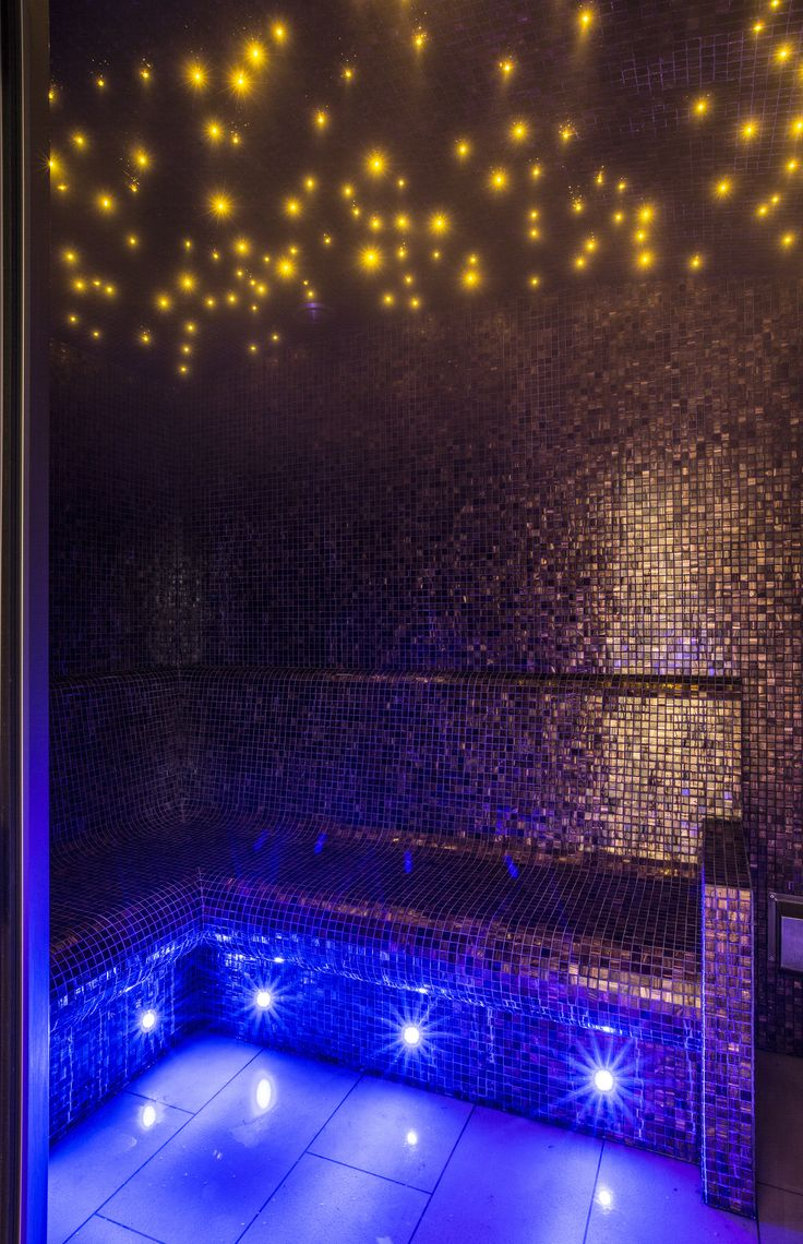 Steam Room in your home