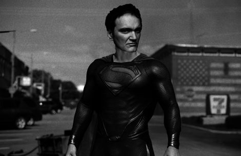 Quentin Tarantino doesn't know jack about Superman