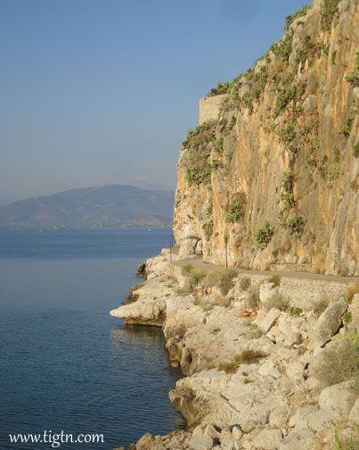 #Arvanitia Promenade, #Nafplio
