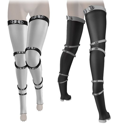 [Torchi's] Thigh Boots for Kemono