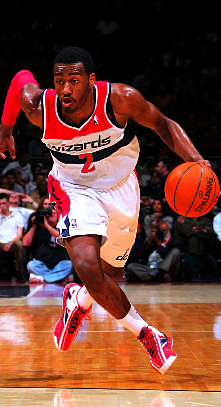 PG John Wall, one of my favorite players.