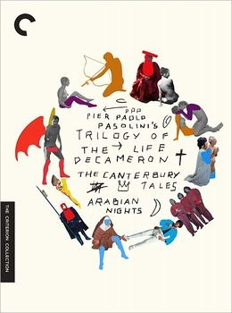 Criterion Collection: Trilogy Of Life  DVD: The Criterion Collection Director: Pier Paolo Pasolini