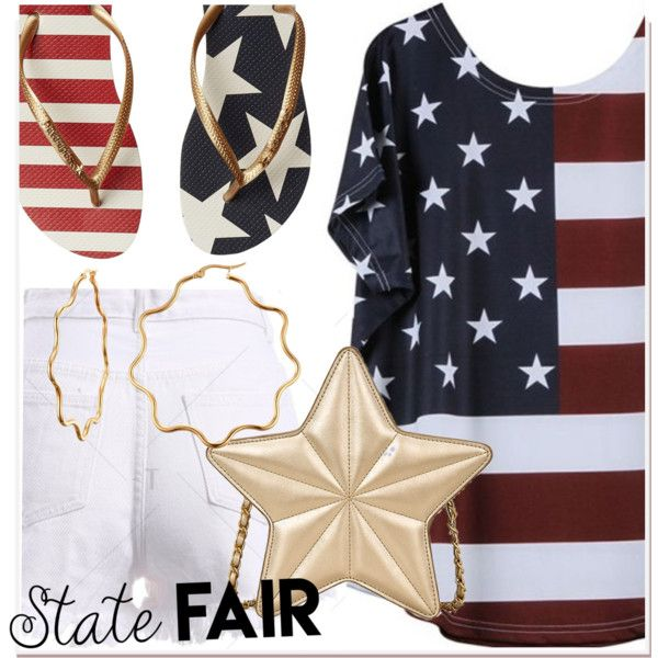 Summer Date The State Fair Outfit Idea 2017