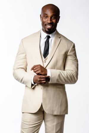 khaki 3 piece suit rental tux rental online tuxedo rental groomsmen black tie