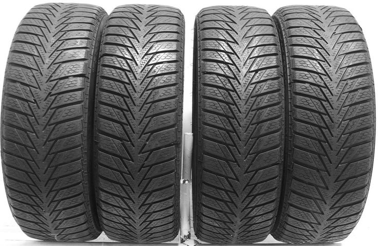 4 #1755515 #Continental 175 55 15 #TS800 #Winter #Used #Part #Worn #Tyres x4 #Mud #Snow  Save On Tyres Exeter 01392 20 30 51