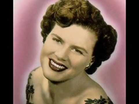 """Crazy"" sung by Patsy Cline and written by Willie Nelson. Her voice was totally unique. This was a MAJOR hit in 1961."