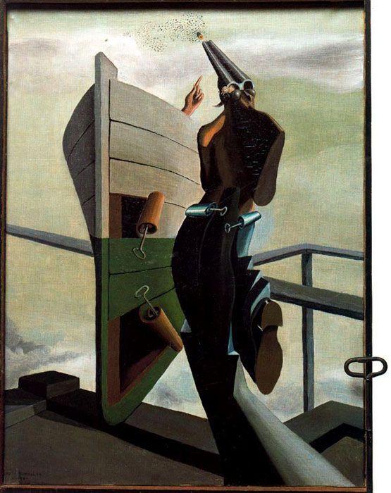 History of Art: Oscar Dominguez