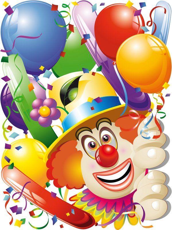 День рождения. Воздушные шары / Birthday Balloons [EPS,AI]