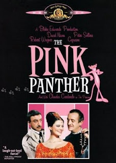 The Pink Panther  #movies #atozchallenge