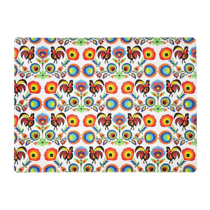 FOLK! Podkładka stołowa, 40x29,5 cm, z kolekcji marki AMBITION