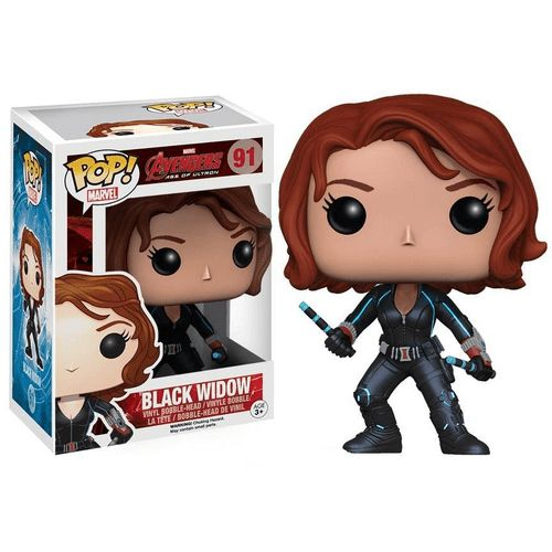 Figurine Pop! Avengers 2 Black Widow