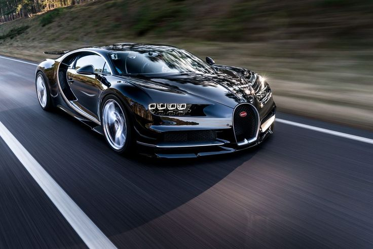 The unbelievable €2.4 million Bugatti Chiron in pictures | The Verge
