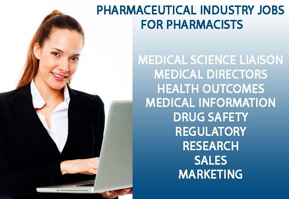 Pharmaceutical Jobs for Pharmacists