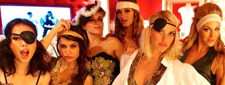 A brand new fashion cabaret 'Mysterious Depth' - #FASHION CABARET #fashionevent #burlesque