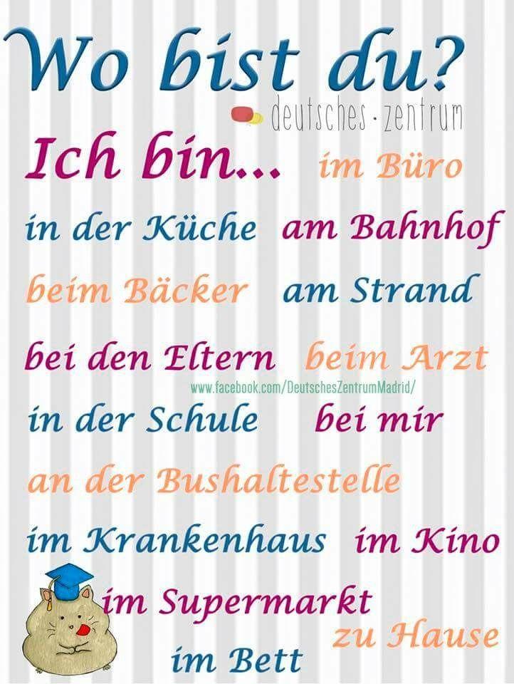 78 best Alemán images on Pinterest Learn german, Languages and - küche zu verschenken berlin
