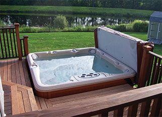 Hot Tub Installation, Spa Installation - Sundance Spas