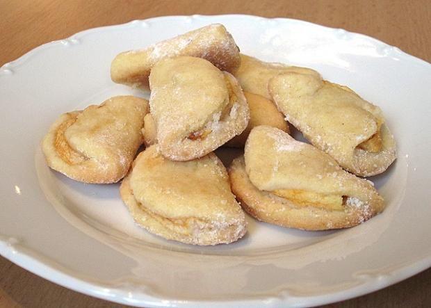Jablkové taštičky, recepty, Drobné pečivo | Tortyodmamy.sk