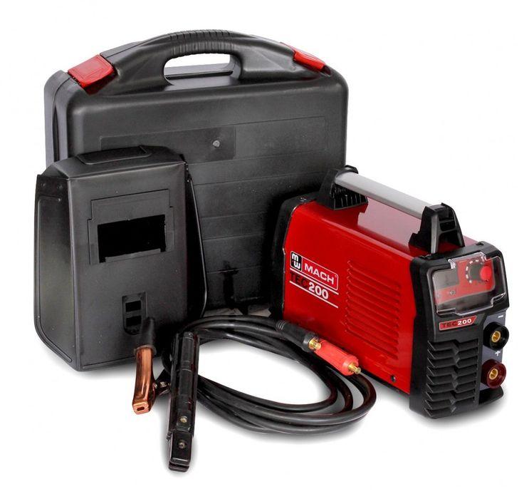 Elektrode lasapparaat MW TEC 200, €199,65