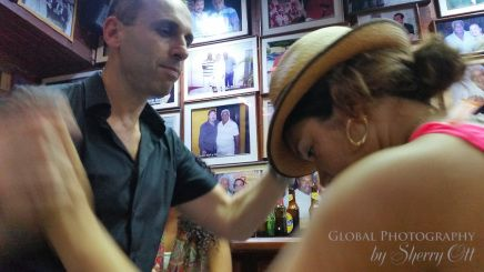 Colombian Culture Moves You - Fidel's Salsa Bar in Cartegena