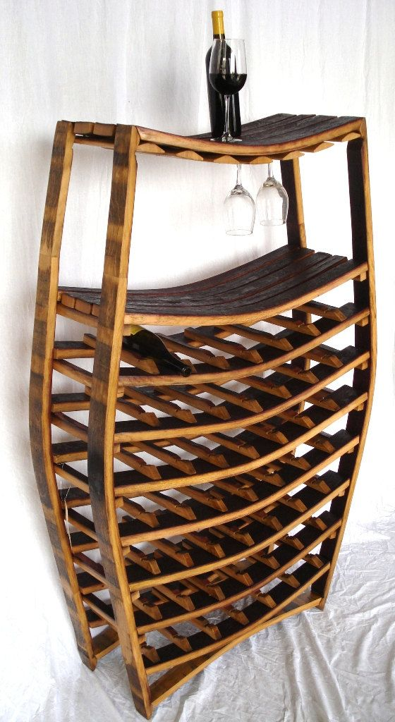WINE RACK Condrieu Big Daddy Wine Barrel Rack