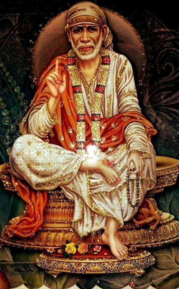 Happy Guru Purnima! May Sai Baba's Blessings always be with you and your family. Om Sai Ram..