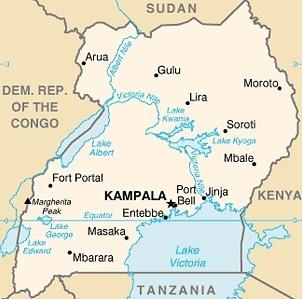 Lira is one destination   Uganda, East Africa!
