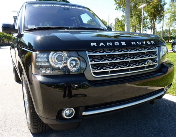 2011 Range Rover http://www.landroverpalmbeach.com/