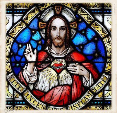 El Rincon de mi Espiritu: ¡Corazón de Jesús - Templo santo de Dios!