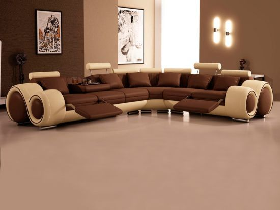 15 Modern Sectional Sofas For Living Room